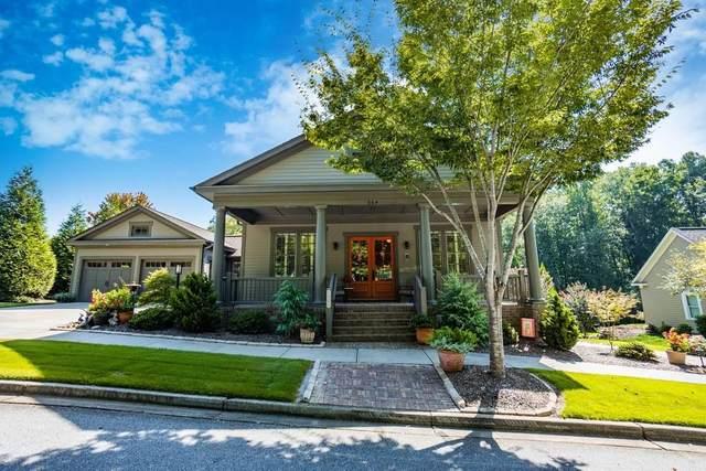 604 Thurmond Lane, Clemson, SC 29631 (MLS #20225487) :: Les Walden Real Estate