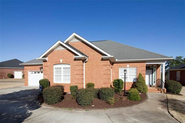201 Green Chase W, Anderson, SC 29621 (MLS #20225688) :: The Powell Group