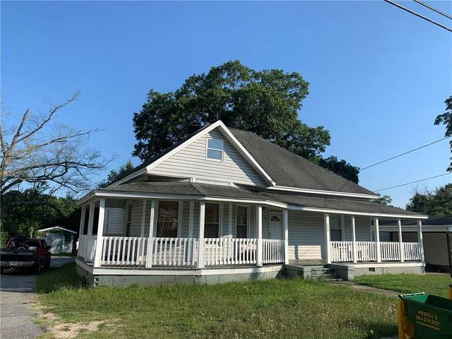 401 Oneal Street, Belton, SC 29627 (MLS #20230134) :: The Powell Group
