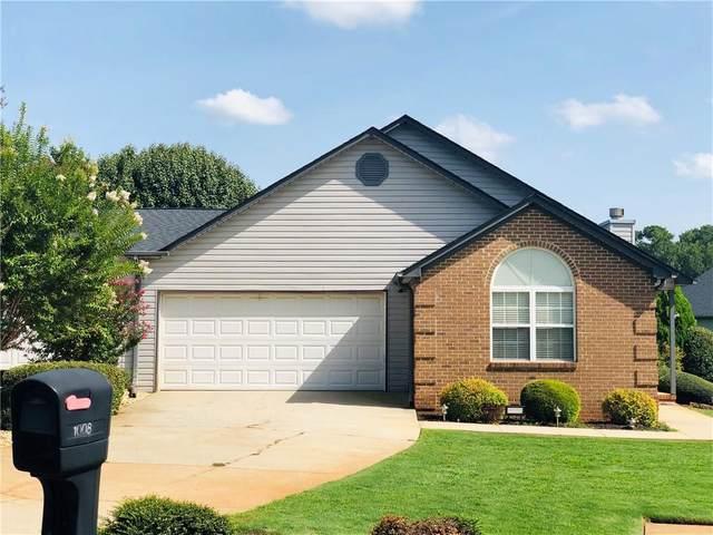 1008 Cobbs Glen Drive, Anderson, SC 29625 (MLS #20231404) :: Les Walden Real Estate