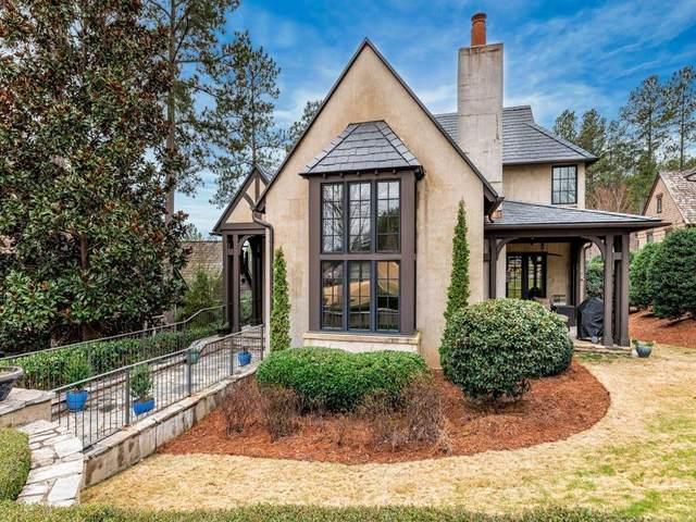 108 S Lawn Drive, Sunset, SC 29685 (MLS #20237323) :: Les Walden Real Estate