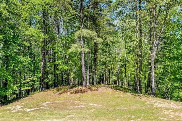 208 Autumnwood Trail, Six Mile, SC 29682 (#20238531) :: Modern