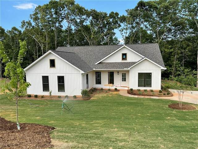 806 Brock Street, Central, SC 29630 (MLS #20238877) :: The Powell Group