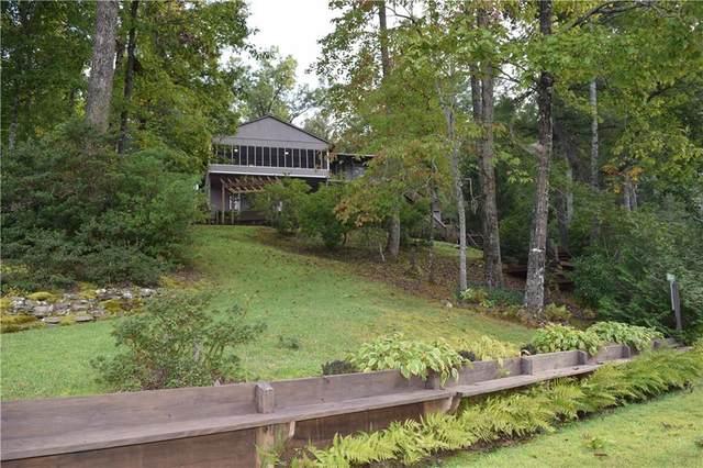 304 Whitewater Lake Road, Tamassee, SC 29686 (MLS #20242140) :: Renade Helton
