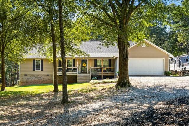 3049 Rainey Road, Starr, SC 29684 (MLS #20242333) :: Les Walden Real Estate