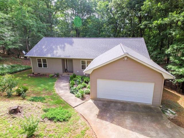 114 Laurel Lane, Townville, SC 29689 (MLS #20200085) :: The Powell Group of Keller Williams