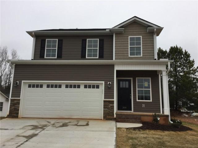 300 Ashwood Lane, Anderson, SC 29625 (MLS #20208525) :: Les Walden Real Estate