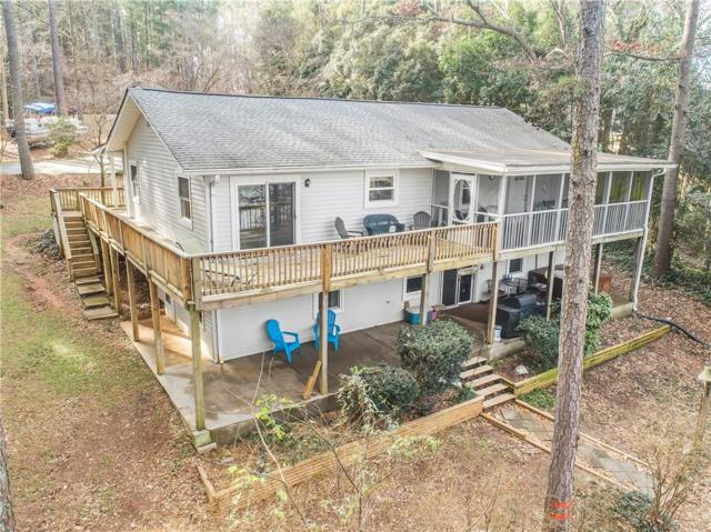 215 Circle Drive, Townville, SC 29689 (#20213326) :: Connie Rice and Partners