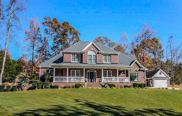 219 Long Bay Drive, West Union, SC 29696 (MLS #20213957) :: Les Walden Real Estate