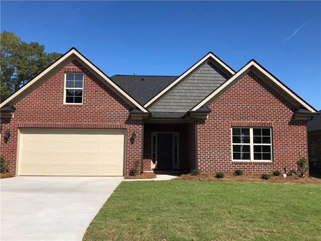 106 Pleasant Hill Drive, Easley, SC 29642 (MLS #20218513) :: Les Walden Real Estate