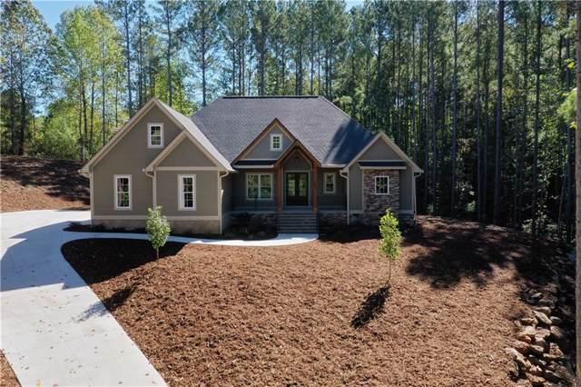 405 Windy Pines Lane, Seneca, SC 29672 (MLS #20220480) :: Les Walden Real Estate