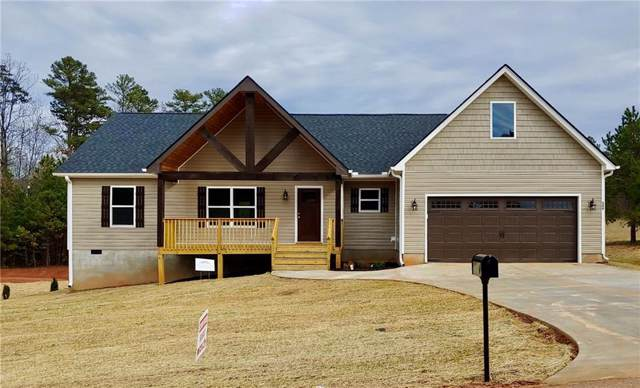306 Windy Knoll Court, Westminster, SC 29693 (MLS #20220518) :: Tri-County Properties at KW Lake Region