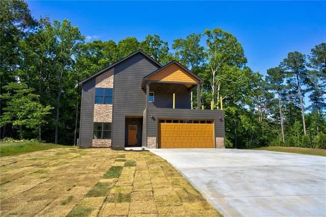 209 Bimini Drive, Seneca, SC 29672 (MLS #20221991) :: Les Walden Real Estate