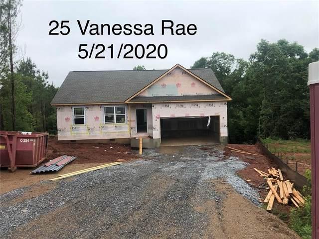 25 Vanessa Rae Lane, Pendleton, SC 29670 (MLS #20223533) :: Les Walden Real Estate