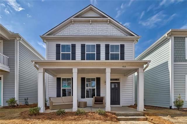 102 Fuller Estate Drive, Clemson, SC 29631 (MLS #20205351) :: The Powell Group