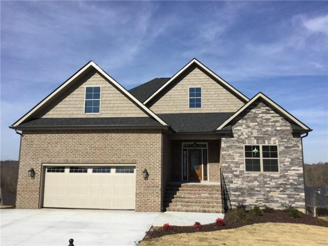 1031 Tuscany Drive Drive, Anderson, SC 29621 (MLS #20206234) :: The Powell Group