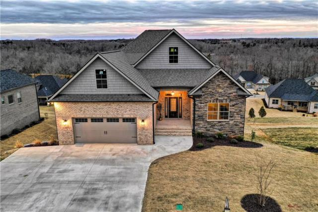 1037 Tuscany Drive Drive, Anderson, SC 29621 (MLS #20206236) :: The Powell Group
