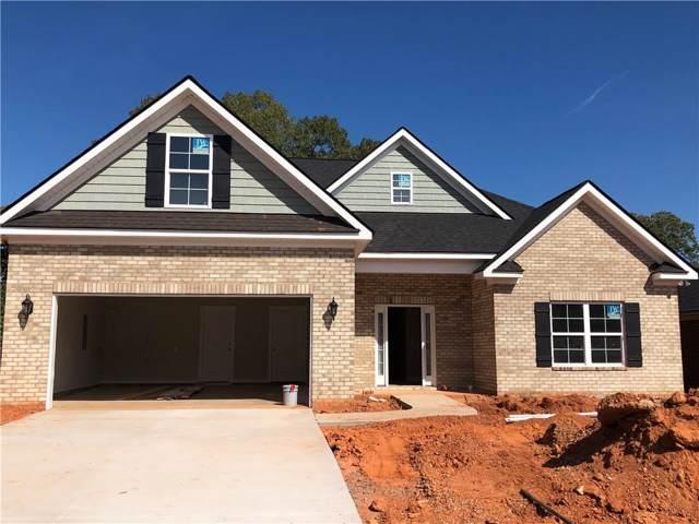 110 Pleasant Hill Drive, Easley, SC 29642 (MLS #20218516) :: Les Walden Real Estate