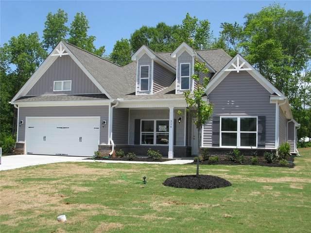 216 Graceview West, Anderson, SC 29625 (MLS #20225393) :: Les Walden Real Estate