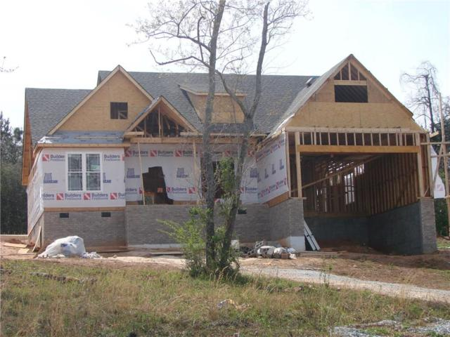 306 Stardust Lane, Seneca, SC 29672 (MLS #20195013) :: Les Walden Real Estate