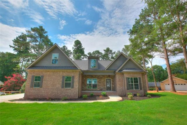 209 Laurel Ridge Road, Anderson, SC 29621 (MLS #20200150) :: The Powell Group of Keller Williams