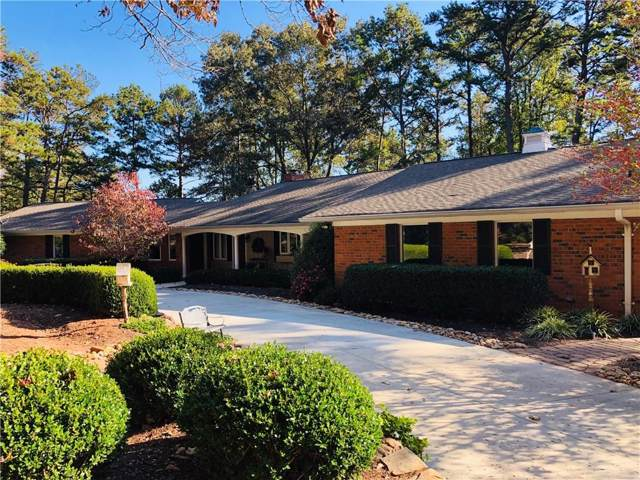 810 Seminole Point Road, Fair Play, SC 29643 (#20208556) :: Connie Rice and Partners