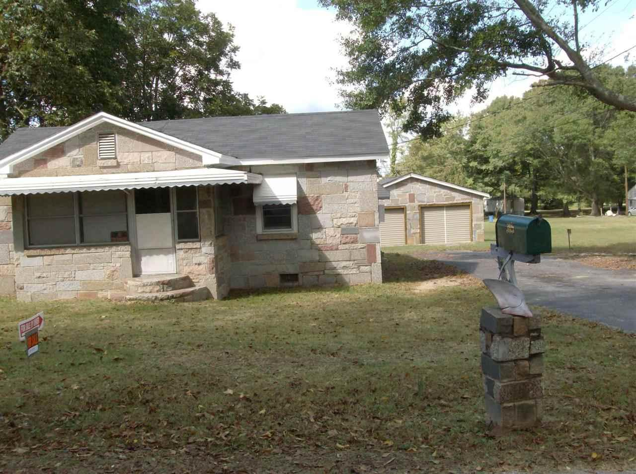 305 Blair Mill Road, Belton, SC 29627 (MLS #20158973) :: Les Walden Real Estate