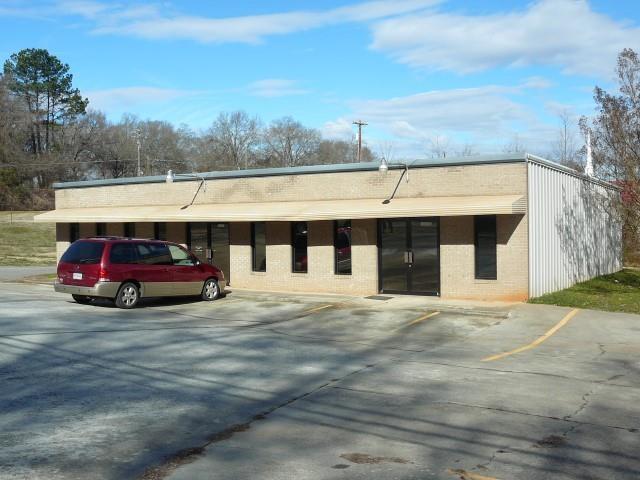 1434 W Market St, Anderson, SC 29624 (MLS #20162151) :: Les Walden Real Estate