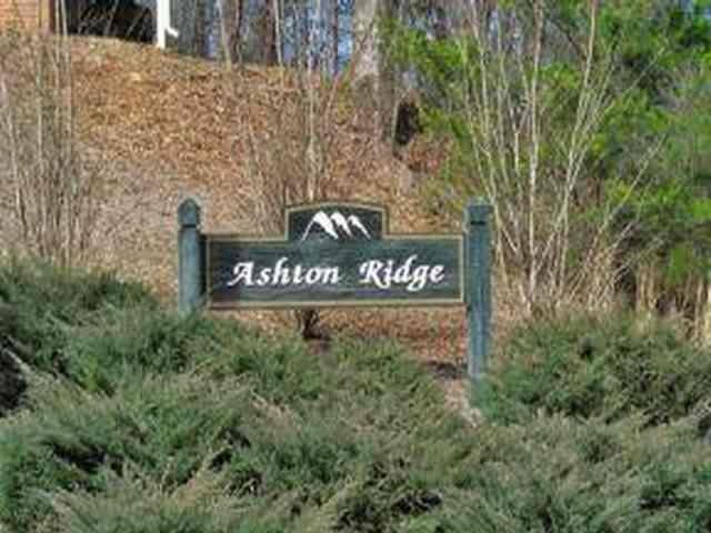 LOT 58 Ashton Ridge, Liberty, SC 29657 (MLS #20162759) :: The Powell Group