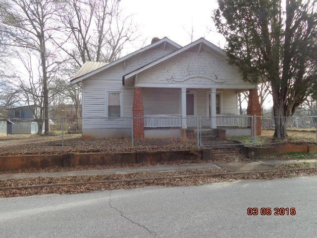606 Fair Street, Anderson, SC 29621 (MLS #20163018) :: Les Walden Real Estate