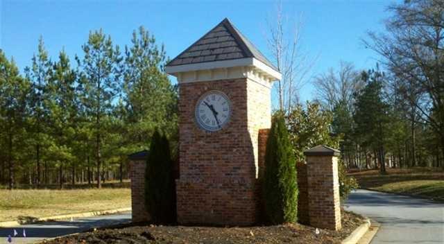 5 Clock Tower Court, Belton, SC 29627 (MLS #20163757) :: Les Walden Real Estate