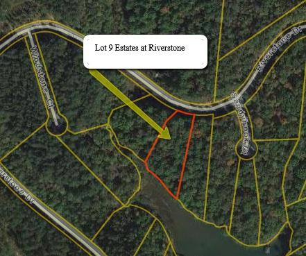 Lot 9 Estates At Riverstone, Salem, SC 29676 (MLS #20177801) :: The Powell Group of Keller Williams