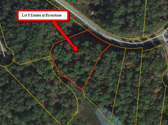 Lot 8 Estates At Riverstone, Salem, SC 29676 (MLS #20177835) :: The Powell Group of Keller Williams