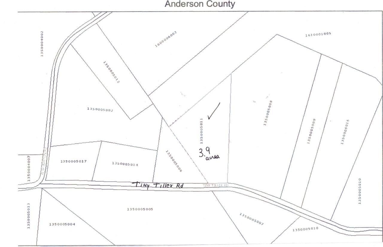219 Tiny Tiller Rd, Iva, SC 29655 (MLS #20177945) :: Les Walden Real Estate