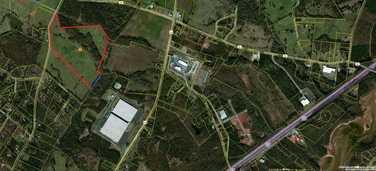 60.25+/- Acres Marett Rd, Pendleton, SC 29670 (MLS #20178745) :: Les Walden Real Estate