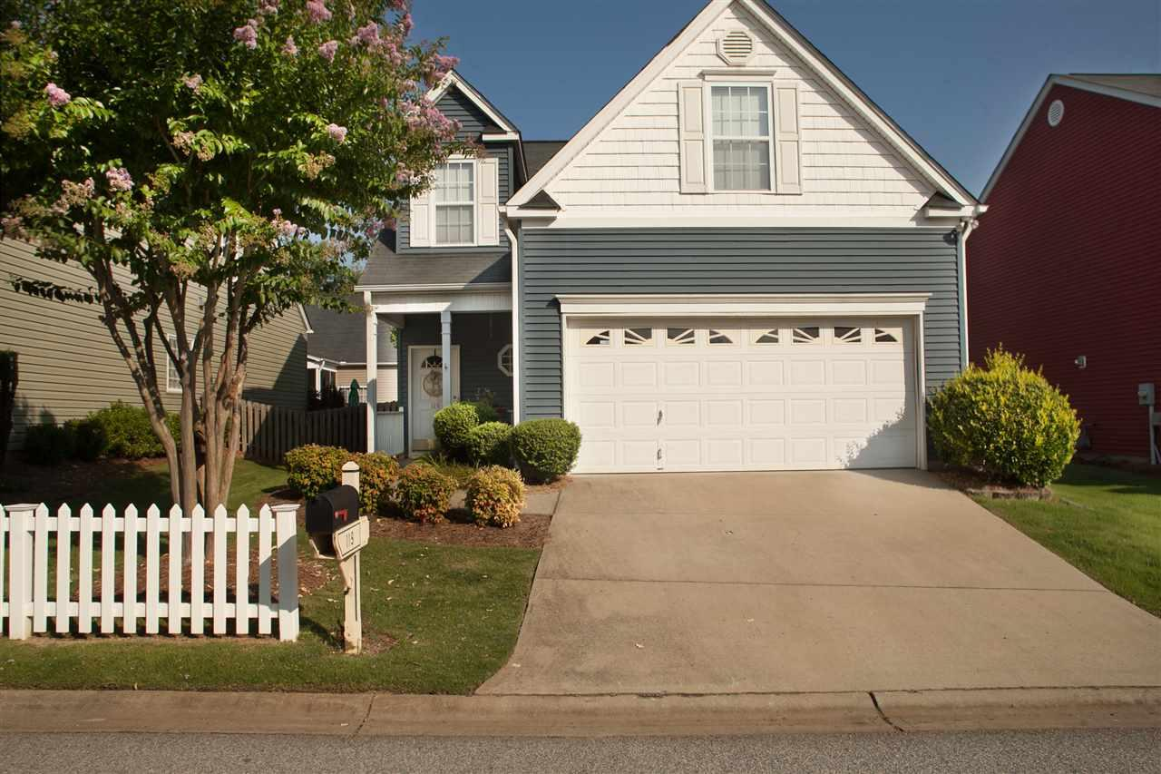 119 Pin Oak Court, Easley, SC 29642 (MLS #20179379) :: Les Walden Real Estate