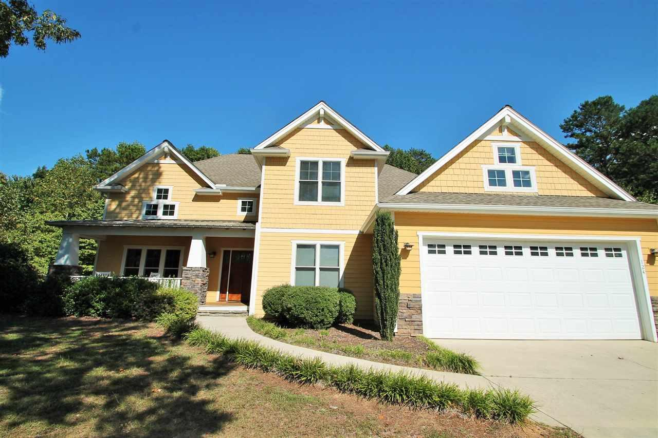 124 Cane Creek Harbor Road, Seneca, SC 29672 (MLS #20180763) :: Les Walden Real Estate