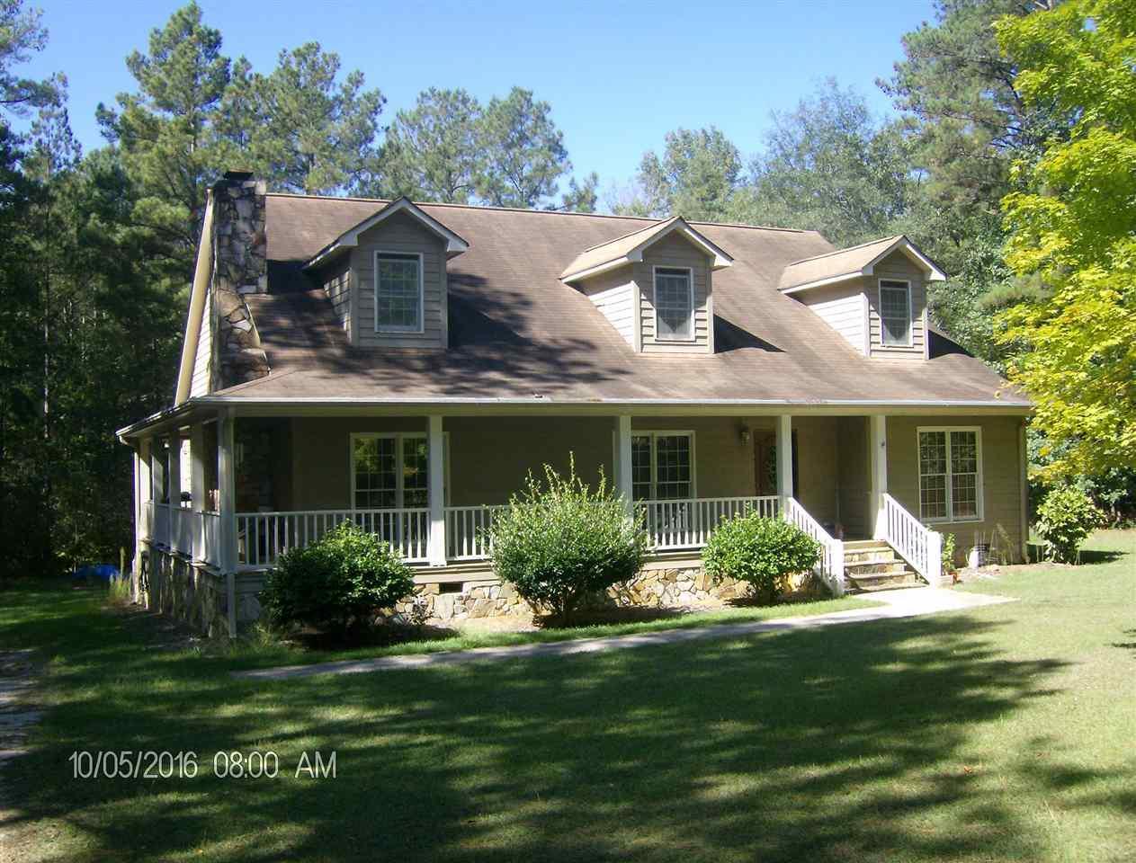92 Willow Creek Dr., Iva, SC 29655 (MLS #20181289) :: Les Walden Real Estate