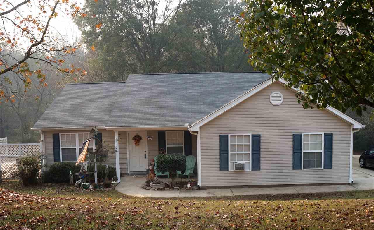 407 Sussex Way, Anderson, SC 29625 (MLS #20182243) :: Les Walden Real Estate