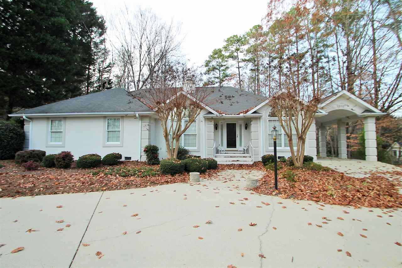 313 Hillandale Road, Seneca, SC 29672 (MLS #20182904) :: Les Walden Real Estate