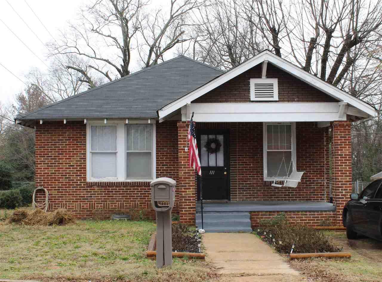 111 W Highland, Anderson, SC 29625 (MLS #20183437) :: Les Walden Real Estate