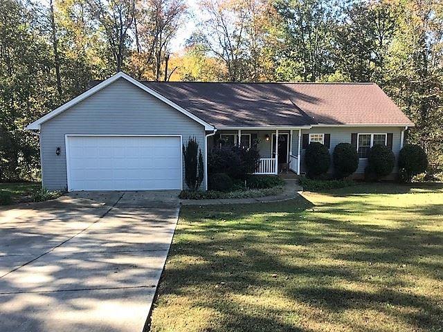 346 W Capewood Avenue, Seneca, SC 29678 (MLS #20193584) :: Les Walden Real Estate