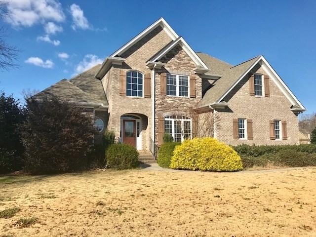 101 Muscadine Lane, Piedmont, SC 29673 (MLS #20194362) :: Les Walden Real Estate