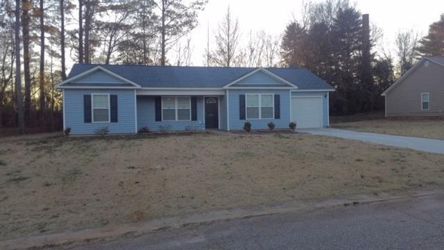 208 Longview Drive, Williamston, SC 29697 (MLS #20195905) :: Tri-County Properties