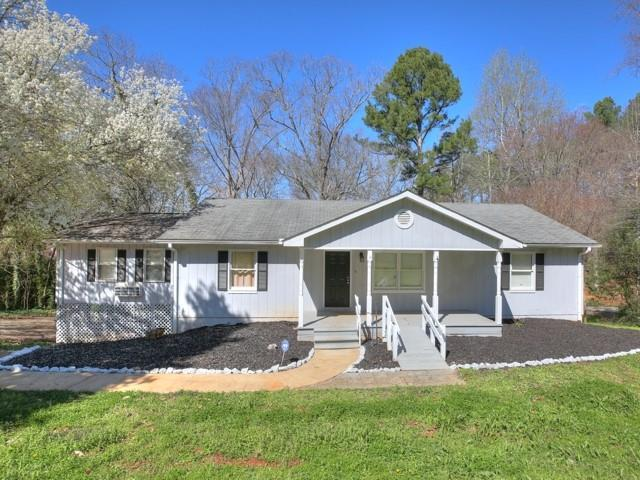 1208 Beaver Run Road, Anderson, SC 29625 (MLS #20200303) :: The Powell Group of Keller Williams
