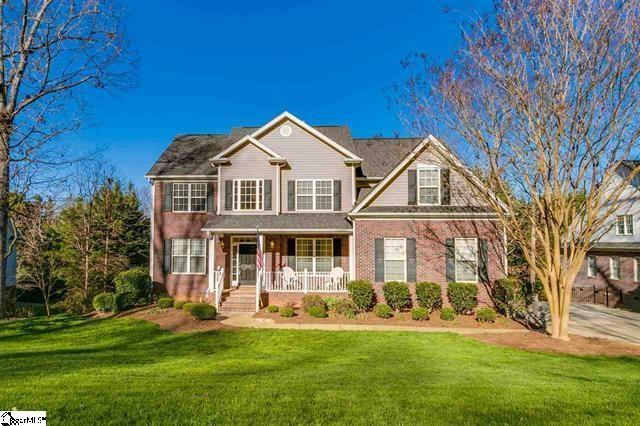 712 Shefwood Drive, Easley, SC 29642 (MLS #20200514) :: The Powell Group of Keller Williams