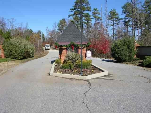 Lot 19 South Shore Drive, Fair Play, SC 29643 (MLS #20201211) :: Allen Tate Realtors