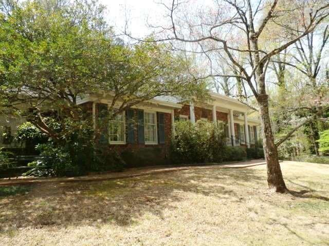 119 Jessamine Drive, Central, SC 29630 (MLS #20201771) :: Tri-County Properties