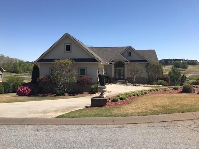 613 Dye Drive, Seneca, SC 29678 (MLS #20201941) :: Tri-County Properties