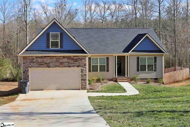 112 Josie Creek Drive, Piedmont, SC 29673 (MLS #20201970) :: The Powell Group of Keller Williams